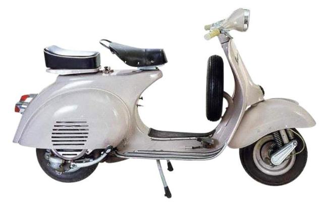 Vespa 125 VNA - 1958