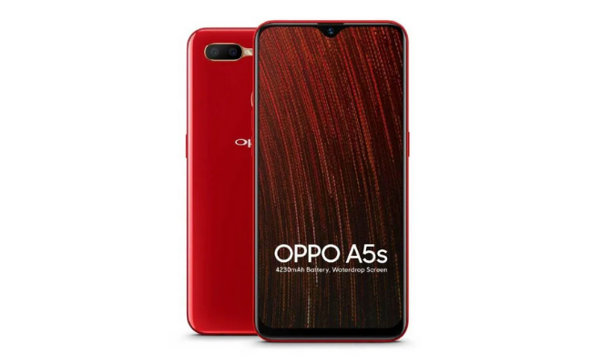 Spesifikasi Smartphone Oppo A5S