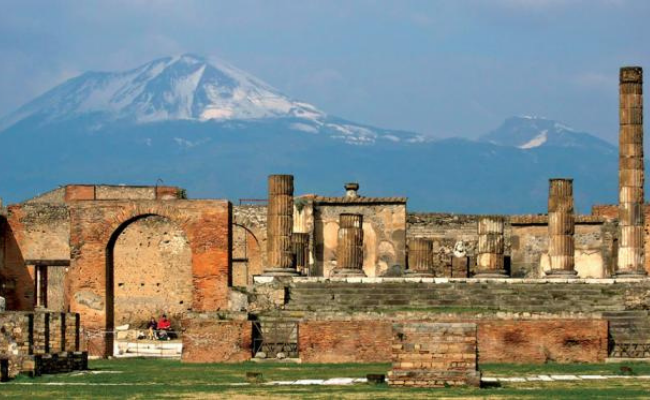 Fakta Kota Pompeii